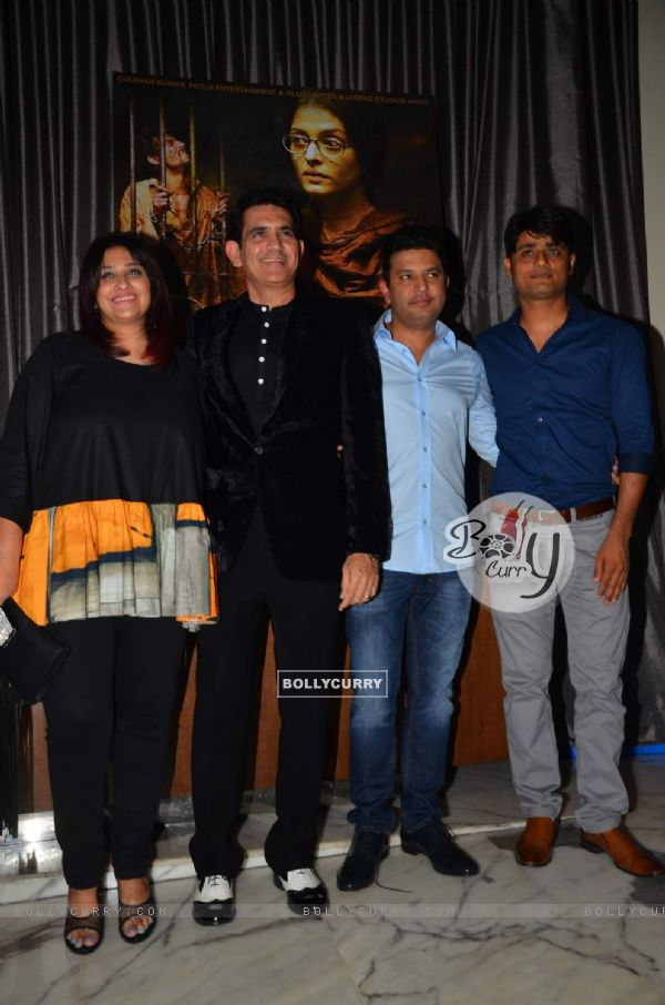 Omung Kumar and Bhushan Kumar at Success Party of 'Sarabjit' (407063)