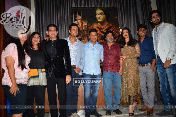 Omung Kumar, Randeep Hooda, Bhushan Kumar and Aishwarya Rai Bachchan at Success Party of 'Sarabjit' (407068)