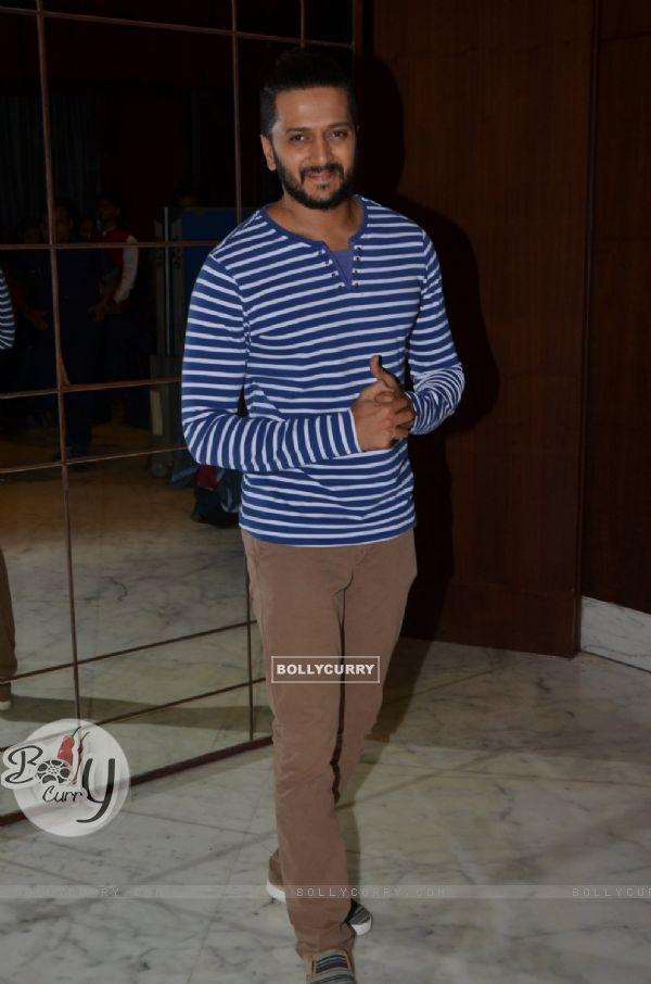 Riteish Deshmukh Promote 'Housefull 3'