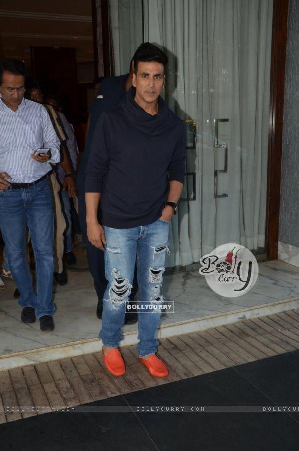 Akshay Kumar Promote 'Housefull 3' (407247)