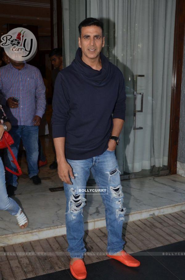Akshay Kumar Promotes 'Housefull 3'