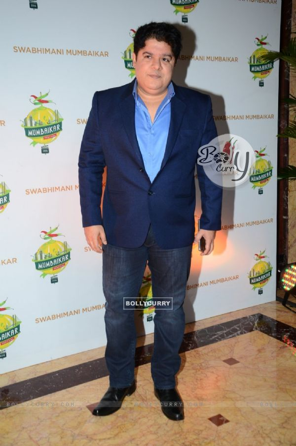 Sajid Khan at Swabhiman Mumbaikar Event !