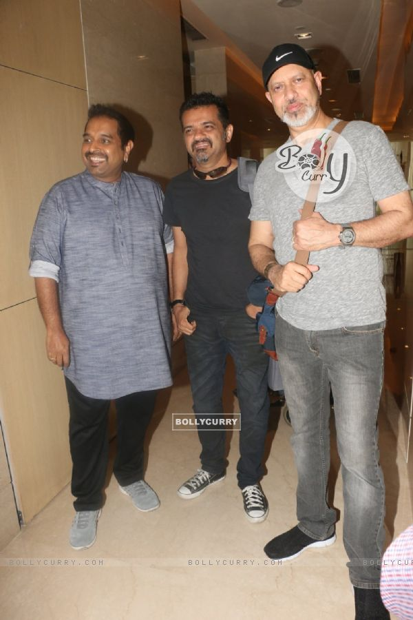 Shankar - Ehsaan - Loy at Cancer Patients Aid Association's Event