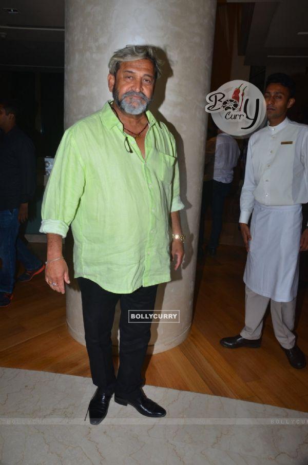 Mahesh Manjrekar at Success Bash of Film 'Sairat'