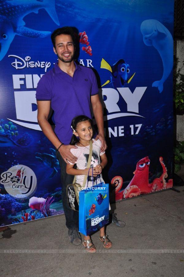 Rajneesh Duggal at Special Screening of 'Finding Dory'