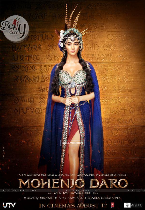 Pooja Hegde as Chaani in Mohenjo Daro