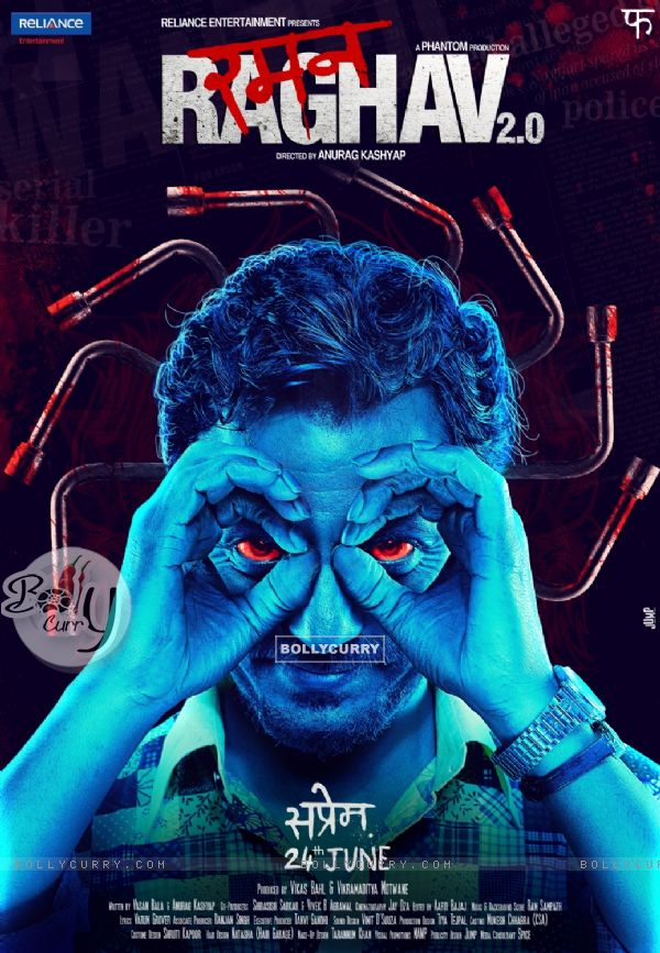 Poster of the film Raman Raghav 2.0 (409204)
