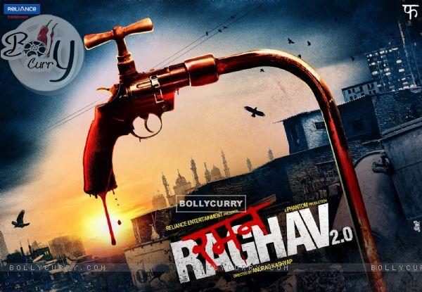 Poster of the film Raman Raghav 2.0 (409205)