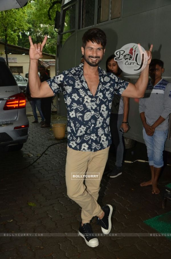 Shahid Kapoor Snapped (409586)