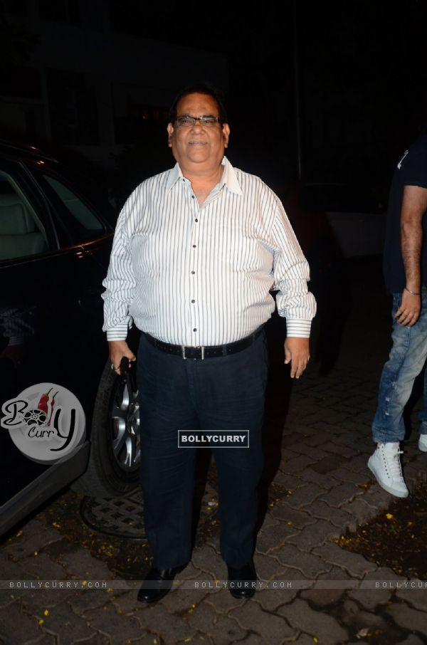 Satish Kaushik at Success Bash of 'UDTA PUNJAB' (409644)