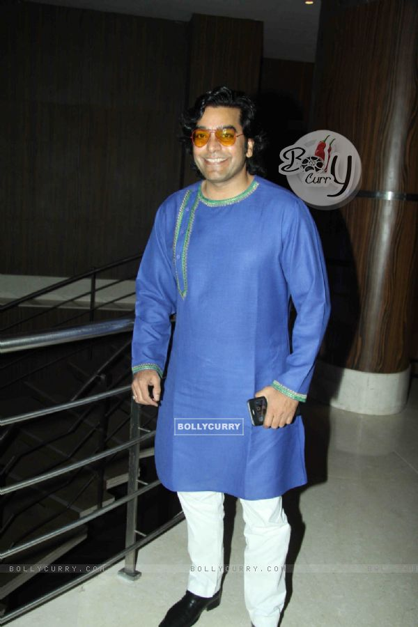 Ashutosh Rana at Launch of film 'Jeena Isi Ka Naam Hai'