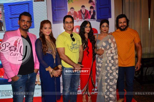 Aman Verma at Launch of film 'Love Ke Funday'