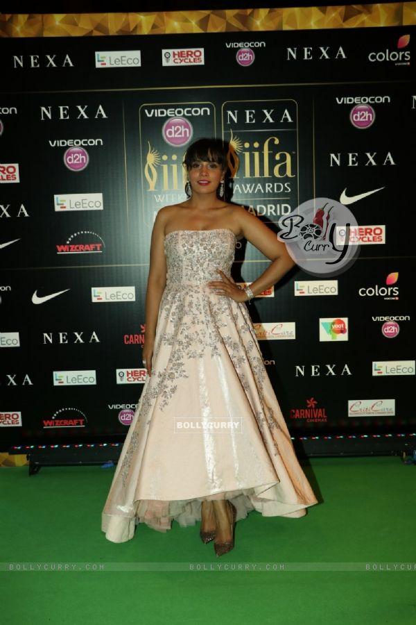 Richa Chadda at Star Studded 'IIFA AWARDS 2016'