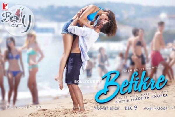 Poster of Befikre starring Ranveer Singh and Vaani Kapoor (411735)