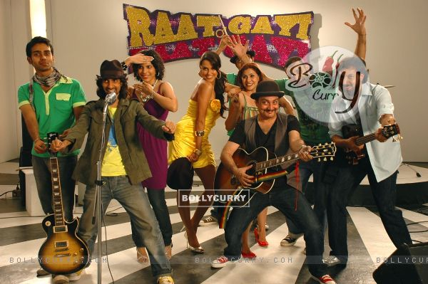 Still from Raat Gayi Baat Gayi movie