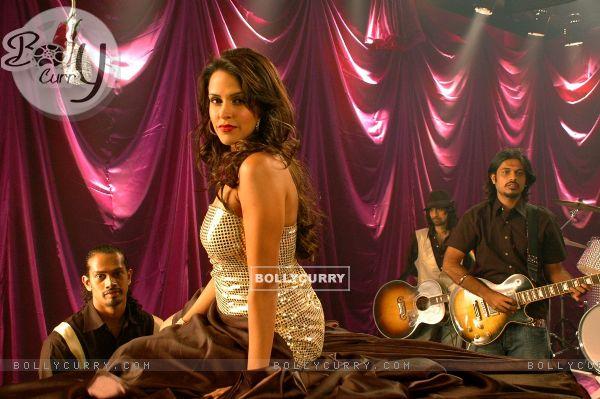 Neha Dhupia in the movie Raat Gayi Baat Gayi (41199)