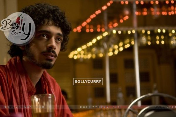 Dhruv Ganesh in Teen Patti movie