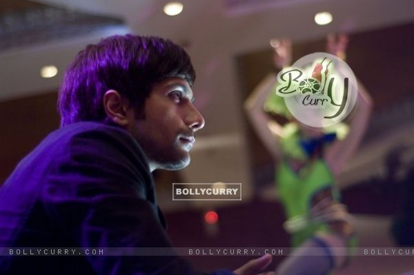 Vaibhav Talwar in the movie Teen Patti