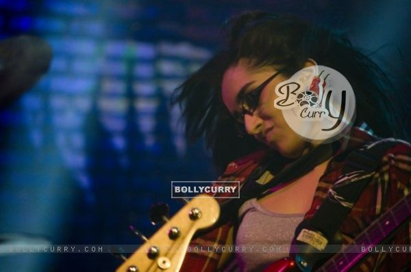 Shraddha Kapoor in the movie Teen Patti