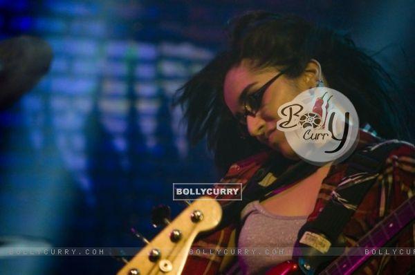 Shraddha Kapoor in the movie Teen Patti