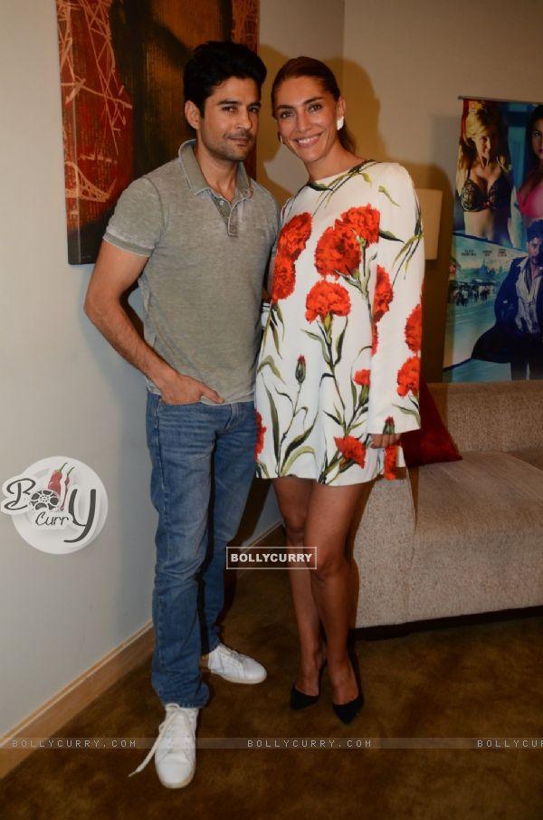 Rajeev Khandelwal and Bond Girl starring 'Fever' (413727)