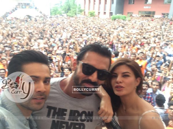 Team Dishoom rocks Ahmedabad!