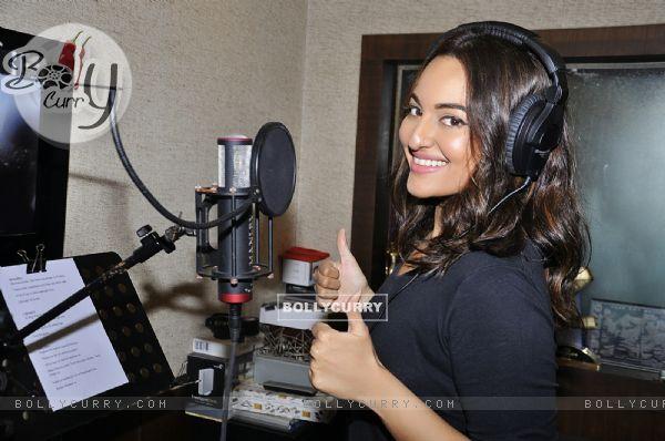 Sonakshi Sinha Croons For Akira