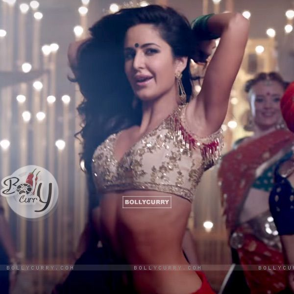 Katrina Kaif is a dancing Diva!