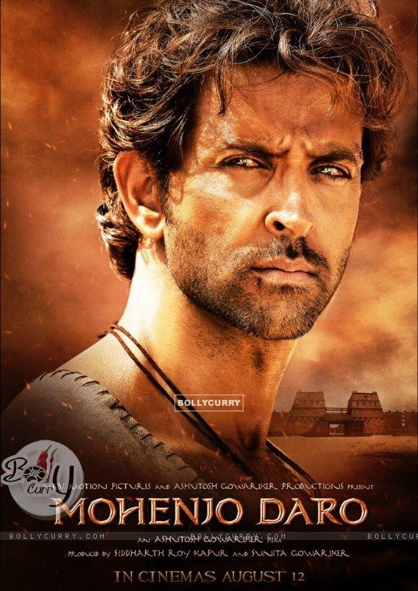 Hrithik Roshan starring 'Mohenjo Daro'
