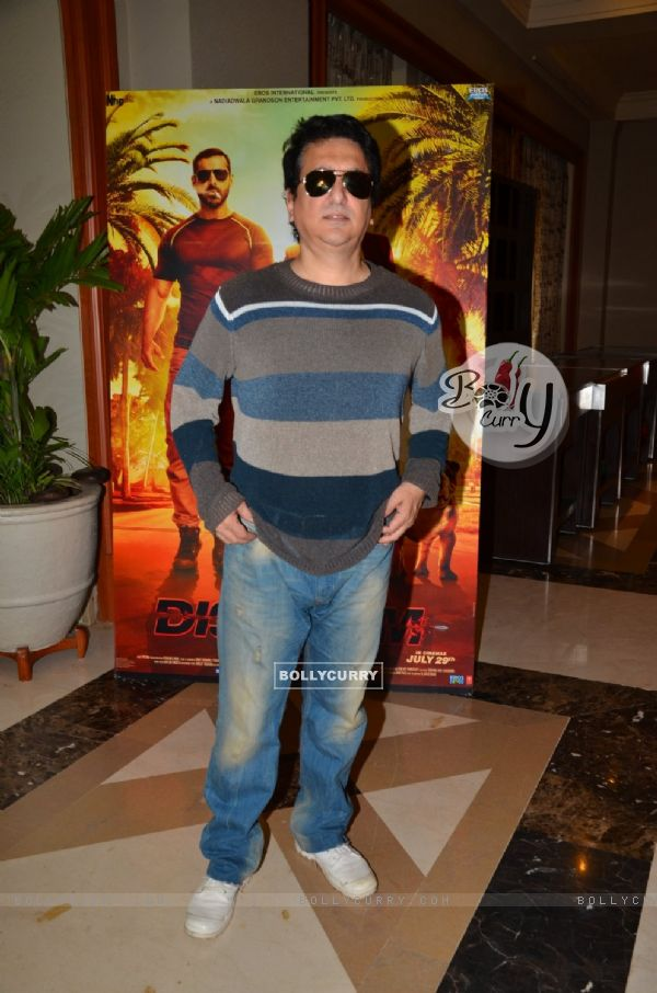 Sajid Nadiadwala at Success Bash of 'Dishoom' (414734)