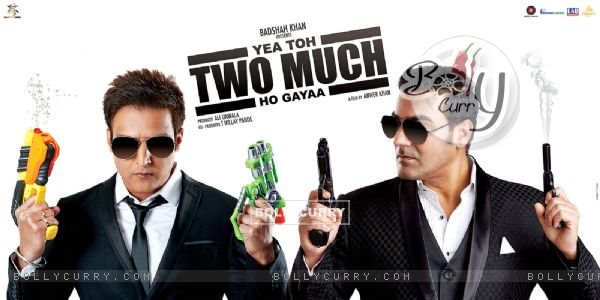 Jimmy Shergill and Arbaaz Khan starring Yea Toh Two Much Ho Gayaa (415588)