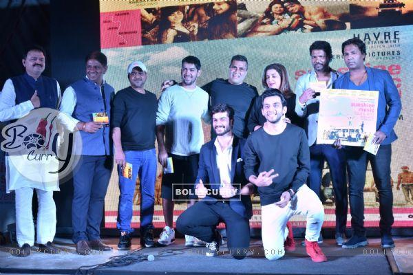 Farah Khan & Sajid Ali at Music launch of 'Sunshine Music Tours and Travels'