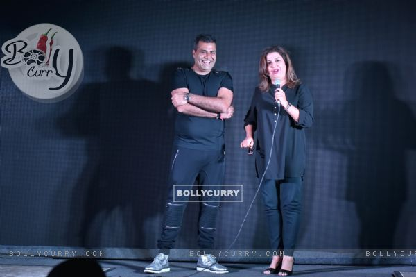 Farah Khan at Music launch of 'Sunshine Music Tours and Travels'
