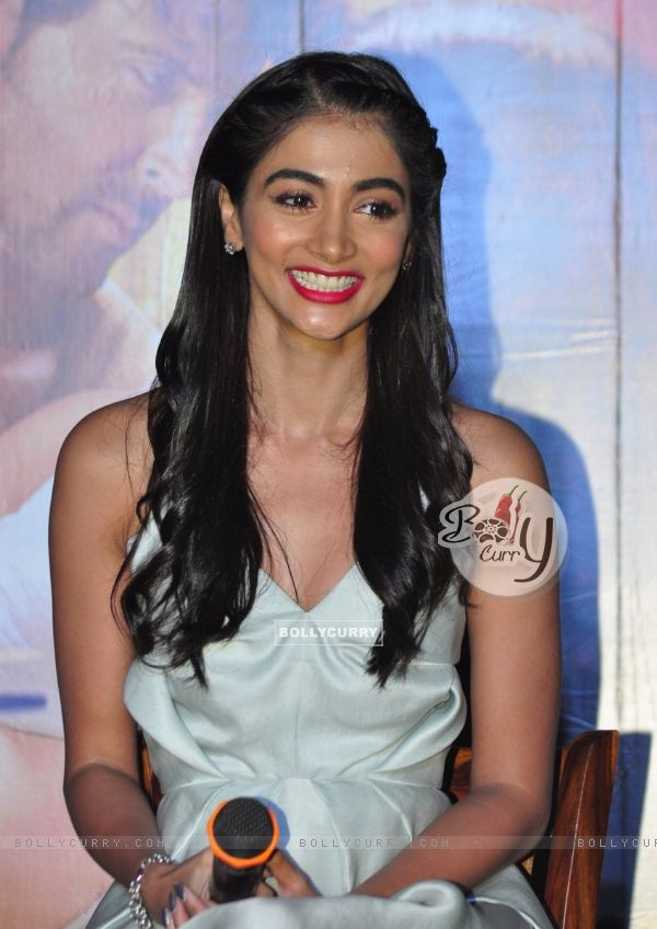 Pooja Hegde Promotes of Mohenjo daro at INOX