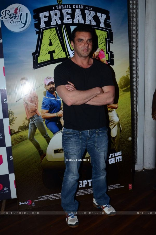 Promotions of 'Freaky Ali' at SMAASH