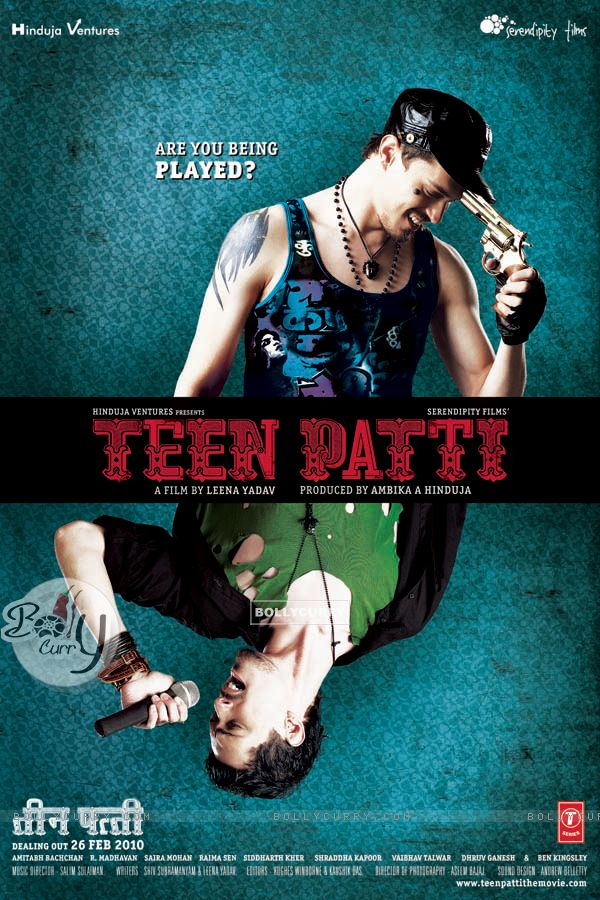 Poster of Teen Patti movie (41714)