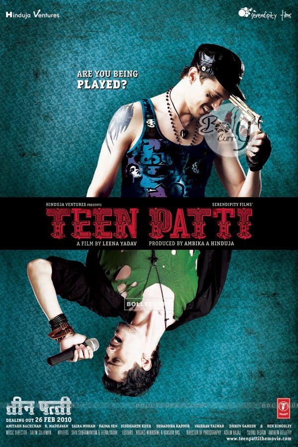 Poster of Teen Patti movie (41714)