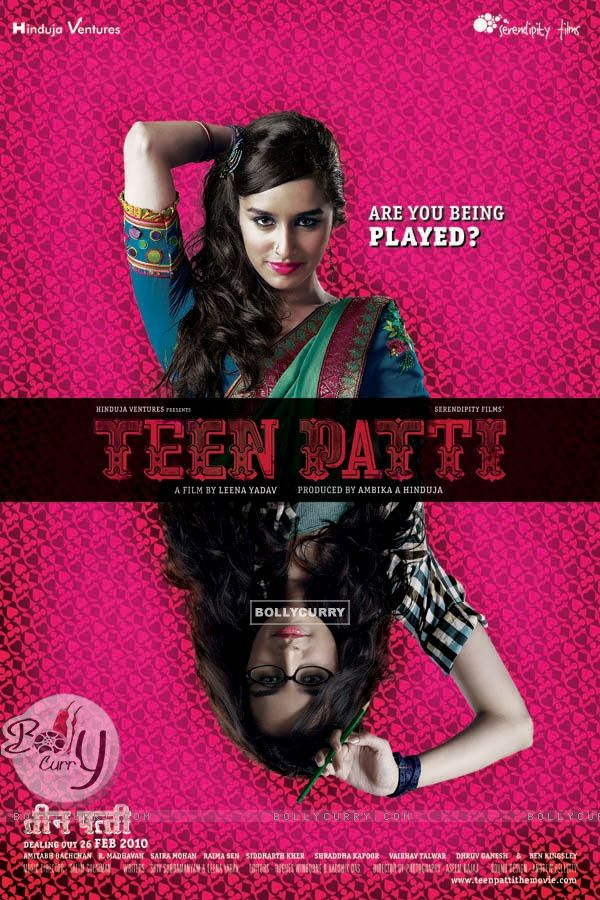 Poster of the movie Teen Patti with Shraddha Kapoor (41715)