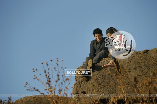 Still from the movie Karthik Calling Karthik (41866)