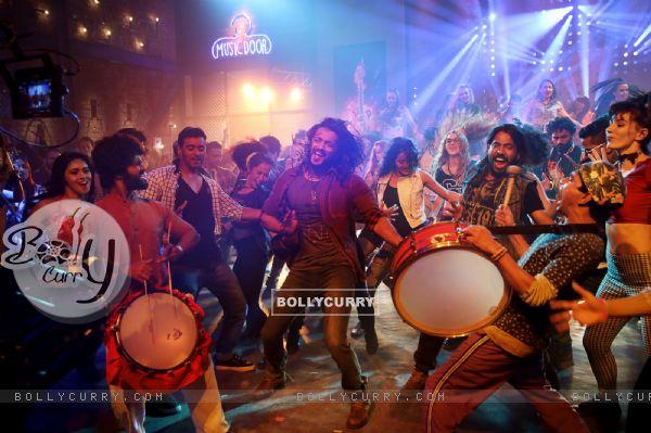 Riteish Deshmukh starring Banjo