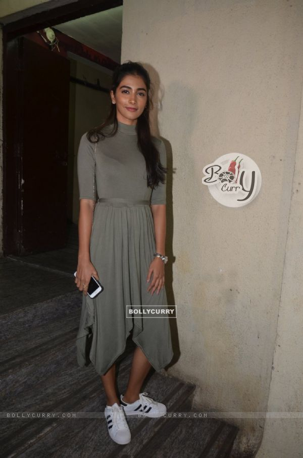 Pooja Hegde at Special screening of 'Bar Bar Dekho'