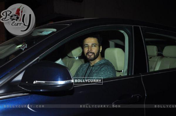 Rajneesh Duggal at Special screening of film 'Freaky Ali'