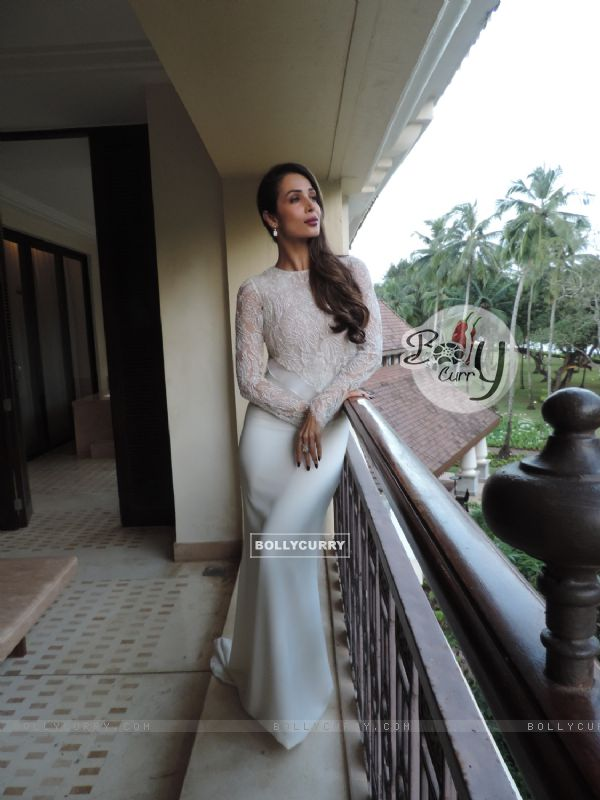 Malaika Arora Khan hosted a corporate event in Goa