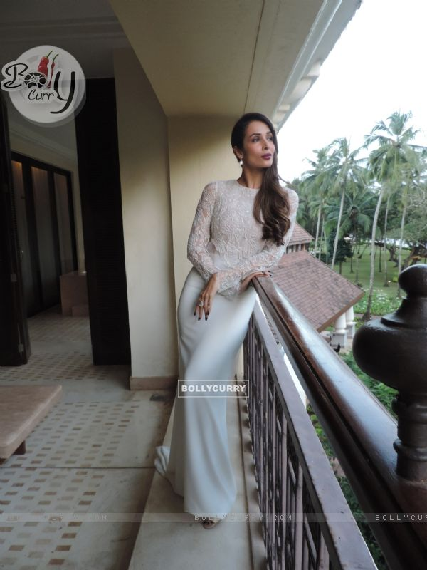 Malaika Arora Khan hosted a corporate event in Goa