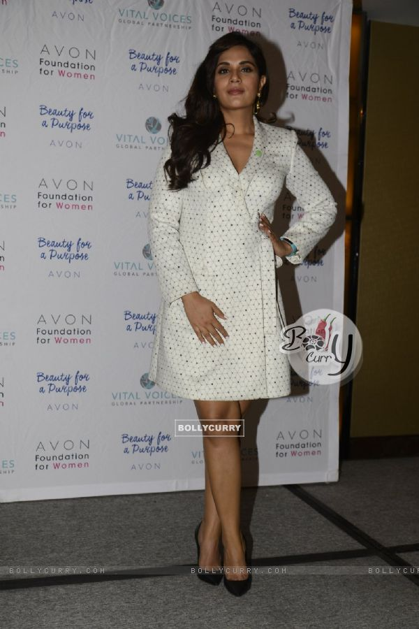 Richa Chadda at Avon Foundation Discussion