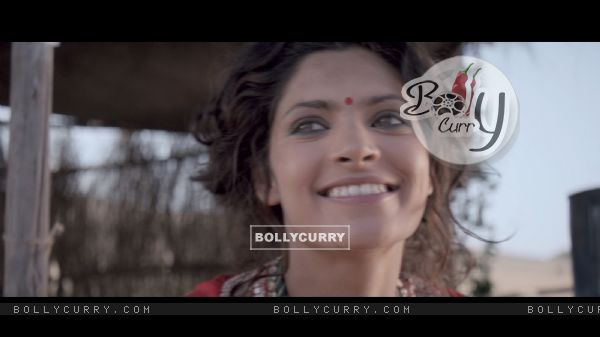 Saiyami Kher has enthralled everyone with her distinctive looks in Mirzya