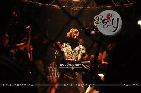 Riteish Deshmukh Shoot for Song in BANJO (420409)