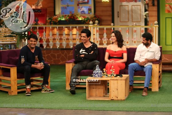 Celebs at Promotion of 'Tutak Tutak Tutiya' on sets of The Kapil Sharma Show