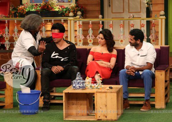 Celebs at Promotion of 'Tutak Tutak Tutiya' on sets of The Kapil Sharma Show