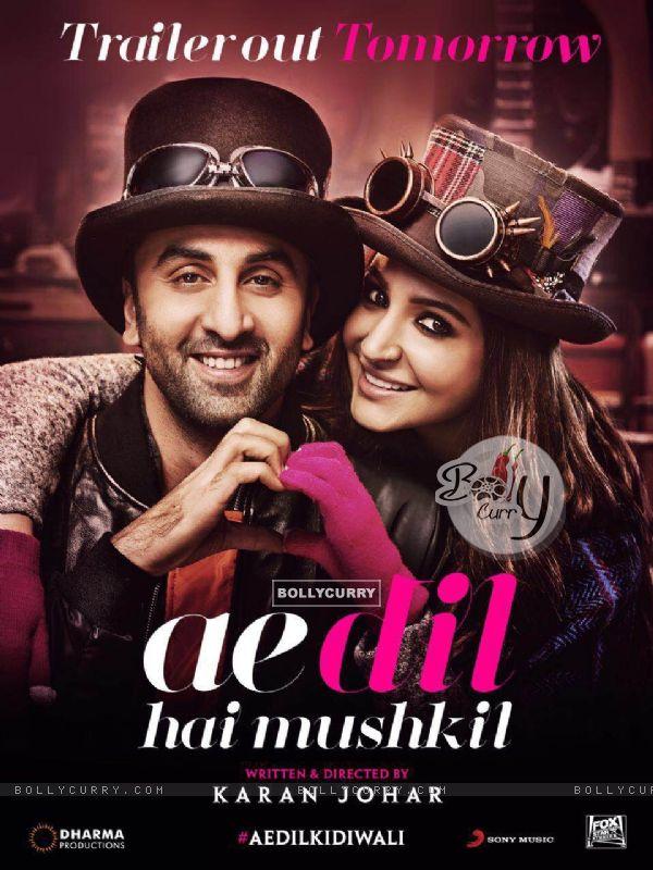 Ae Dil Hai Mushkil starring Ranbir Kapoor and Anushka Sharma (421066)